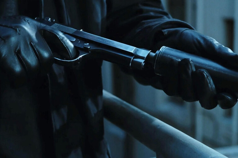В Кривом Роге расстреляли уголовного авторитета (ФОТО)
