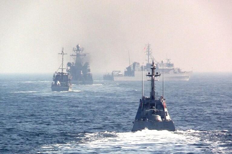 Правительство должо разработать план реагирования на морскую блокаду Украины, — отчет Центра оборонных стратегий