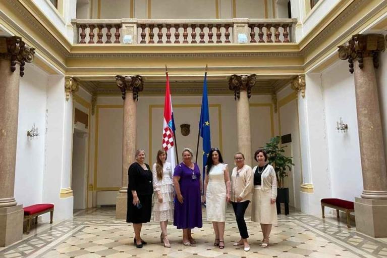 Создание Академии лидерства для женщин и Меморандум о сотрудничестве. Результаты деловой миссии BWC в Хорватии