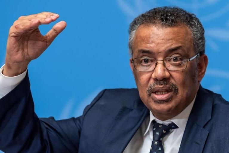 ВОЗ призывает делиться вакциной с бедными странами, вместо вакцинировать детей