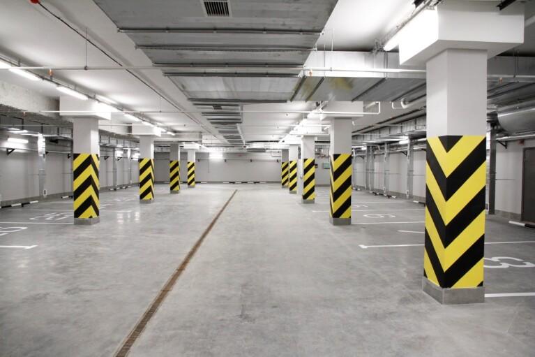 """""""Большая стройка"""": в Полтаве строят уникальный подземный паркинг для cкорых"""