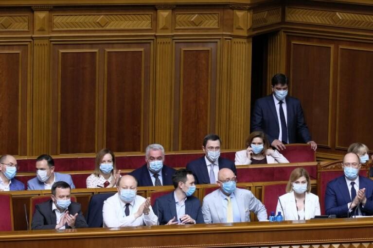 Час вопросов к правительству в Верховной Раде (ОНЛАЙН)