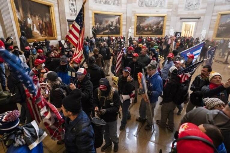 Палата представників США скасувала засідання через загрозу нового штурму