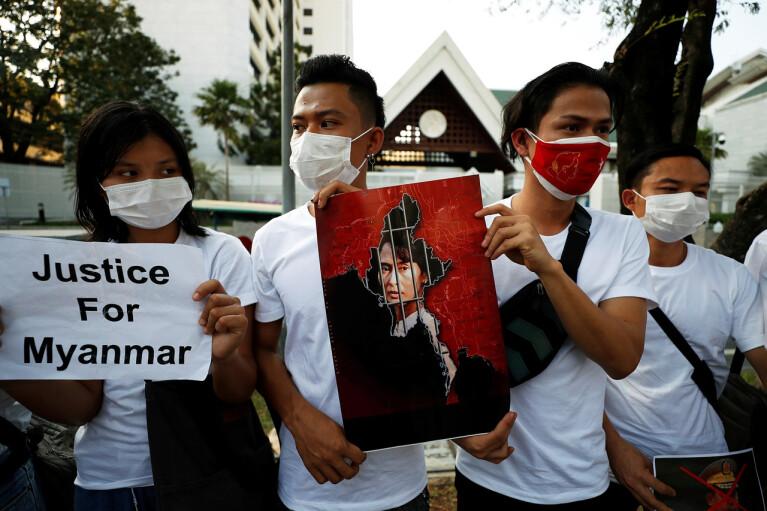 У М'янмі розпочинається суд над лідеркою країни Су Чжи