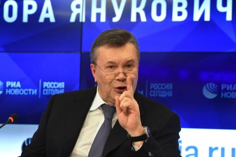 Адвокат Януковича заверяет, что у беглого экс-президента нет активов и счетов за рубежом