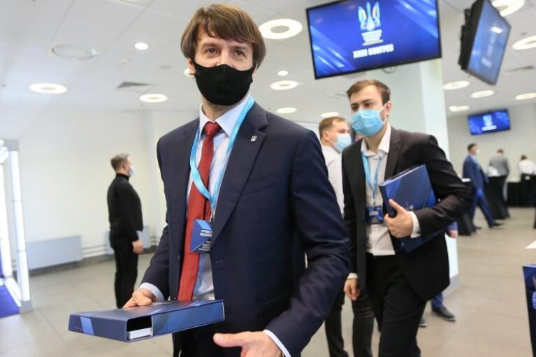 Шовковський розповів, як сприйняв звістку про своє повернення у ворота збірної України (ВІДЕО)