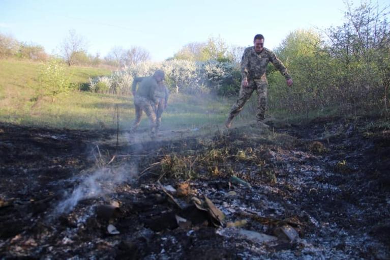 Боевики обстреляли противотанковой управляемой ракетой гражданский сектор Попасной (ФОТО)