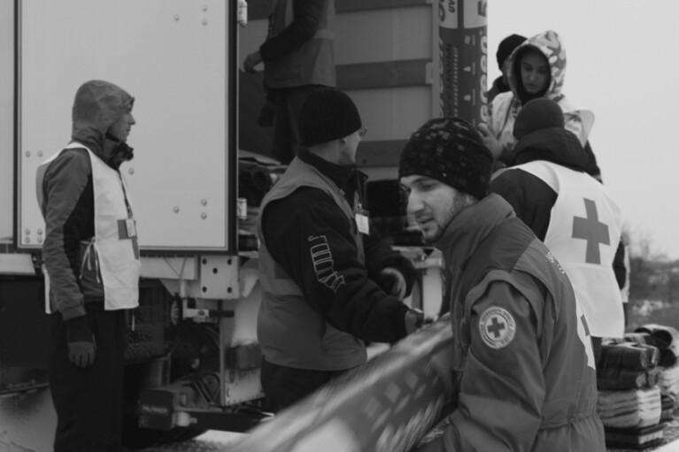 Донбас, Сирія і Червоний Хрест. Як українська документалка перемогла на головному світовому фестивалі IDFA