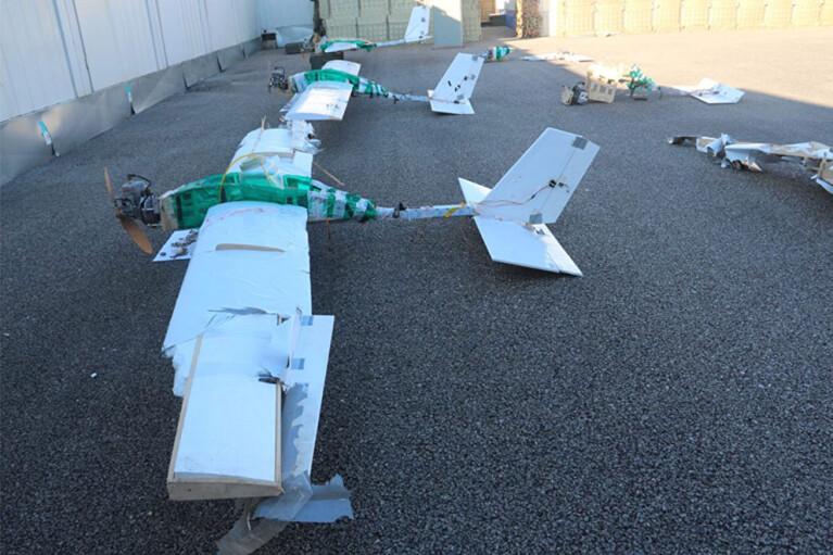 Вибухівка для сирійських дронов. Коли Україна навчиться не виправдовуватися перед РФ