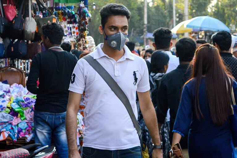 Индия установила мировой антирекорд по COVID-19