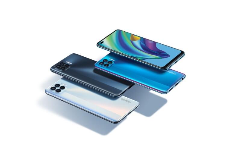 В Україні стартував продаж нових смартфонів OPPO Reno4