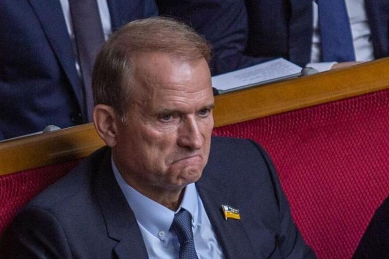 """Баканов сказал, кто помогал Медведчуку с крымским """"схематозом"""""""