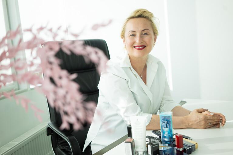 Олена Лада: Парфумерно-косметичний бізнес ніколи повністю не піде в онлайн
