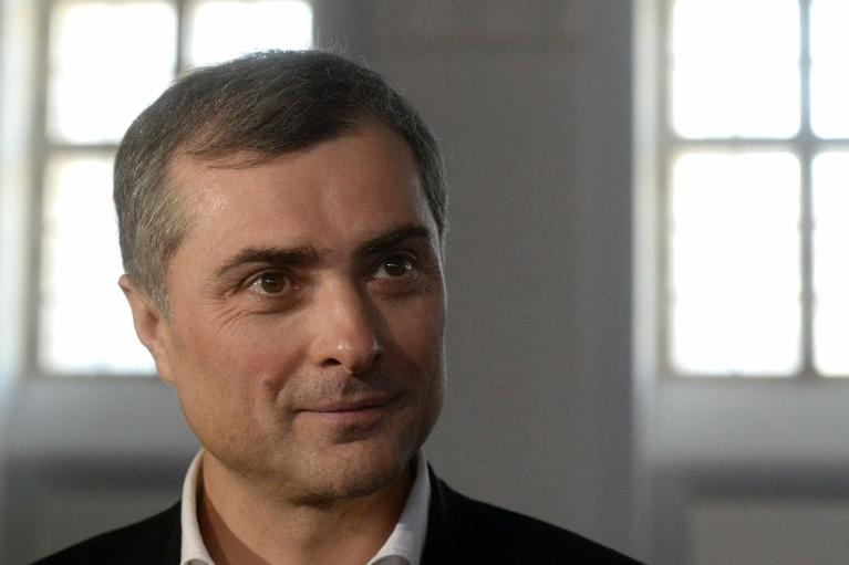 Сурков хочет сделать границы Украины предметом международной дискуссии