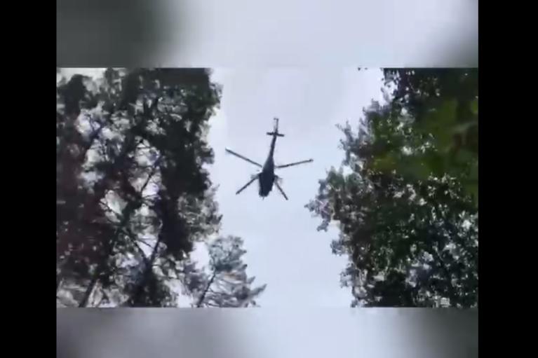 Появилось видео с места покушения на Шефира: злоумышленников ищут вертолеты