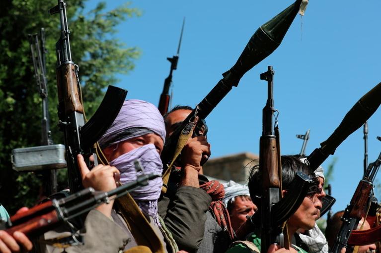 МВФ заморозил сотрудничество с Афганистаном