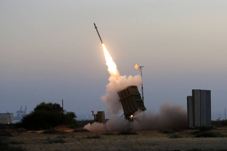 Израиль обстреляли с территории Ливана