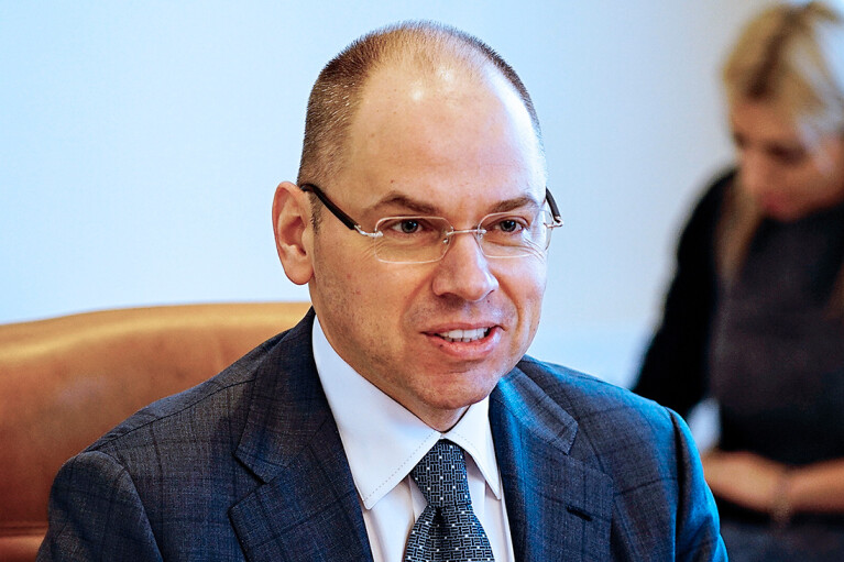 Рада уволила Степанова с должности руководителя Минздрава