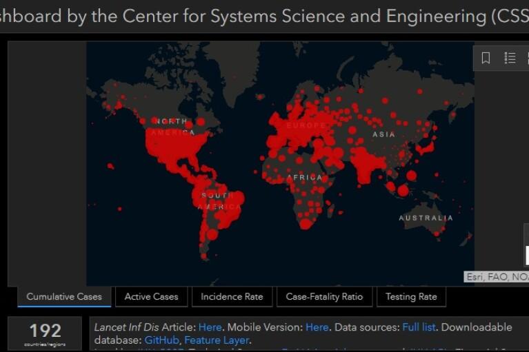 Коронавирус в мире: ситуация по состоянию на 25 февраля