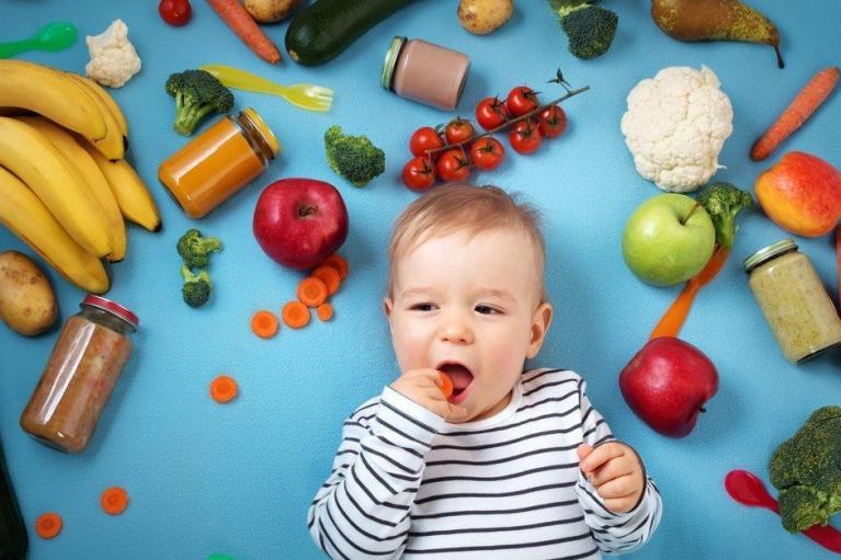 Верховна Рада заборонила рекламу харчування для грудних дітей