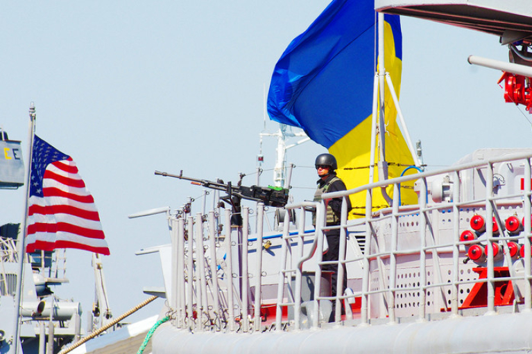 Россия призвала США отказаться от учений Sea Breeze-2021