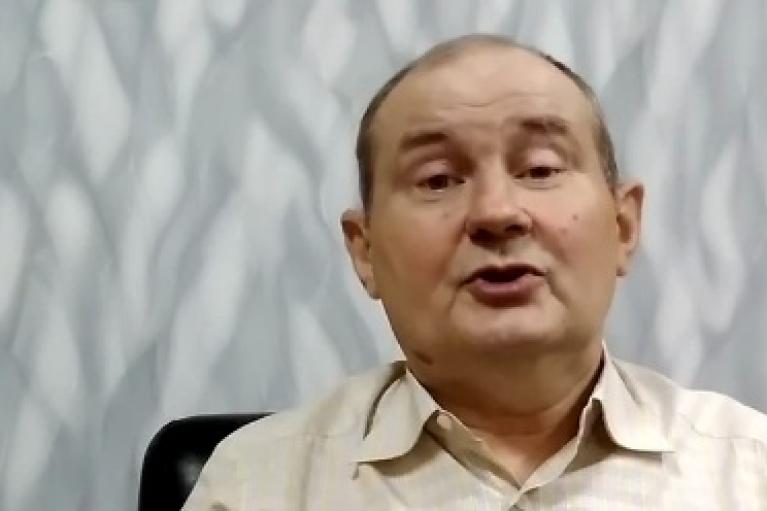 Чаус записал видеообращение, в котором анонсировал возвращение в Украину