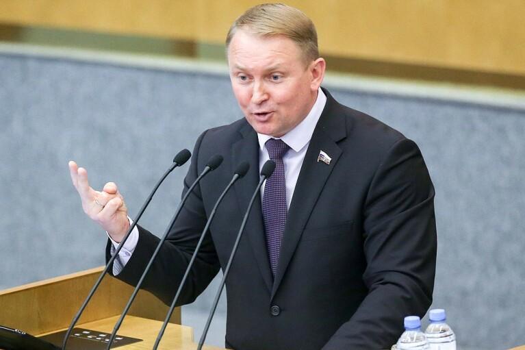 """У Держдумі закликали Кремль """"захистити"""" окупований Донбас від ЗСУ"""