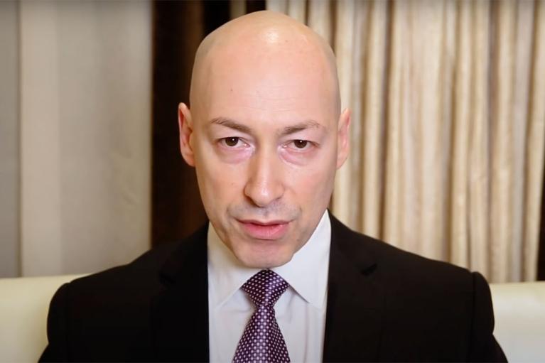 Гордона депортували з Грузії за спробу потрапити до Саакашвілі