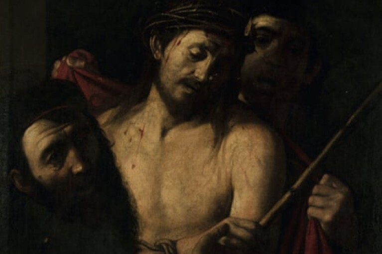 На аукционе в Испании вероятно обнаружили неизвестную картину Караваджо: стоимость может вырасти в сто тысяч раз (ФОТО)