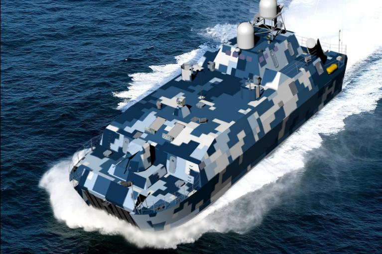 """Позитив недели. В Украине разработан ракетный катер """"Богомол"""" для ракет """"Нептун"""""""