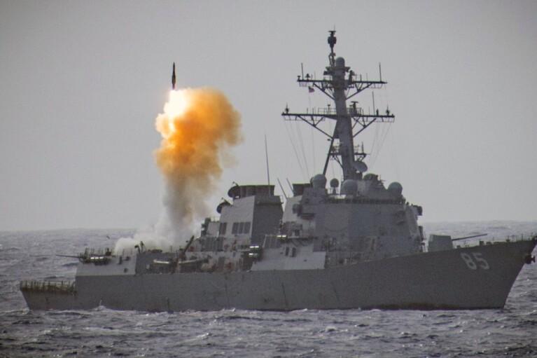 Відповідь на мультики Путіна. У Трампа вирішили поставити гіперзвукові ракети на всі есмінці?