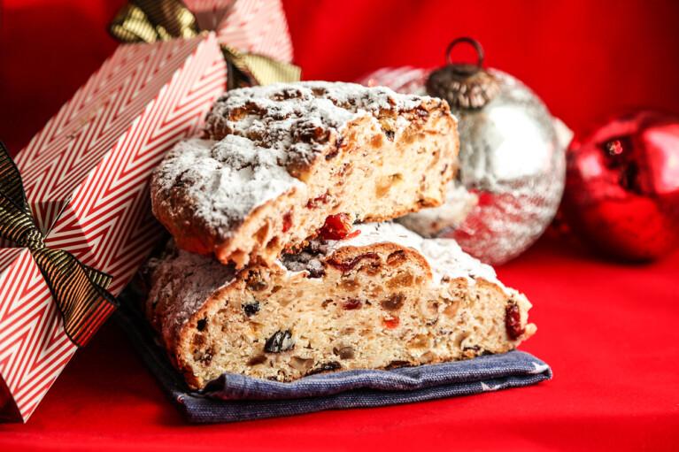Хліб Христа. Історія різдвяного штолена і рецепт від Руслана Сенічкіна