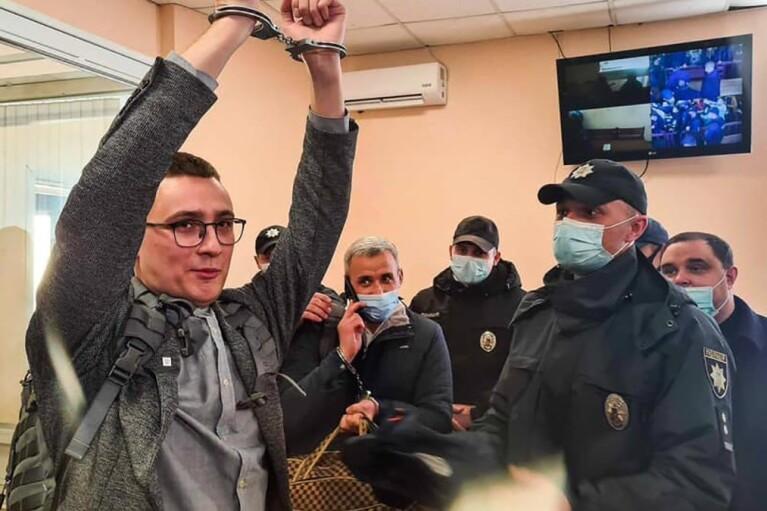 Приговор Стерненко: Львовский горсовет обратился к Зеленскому