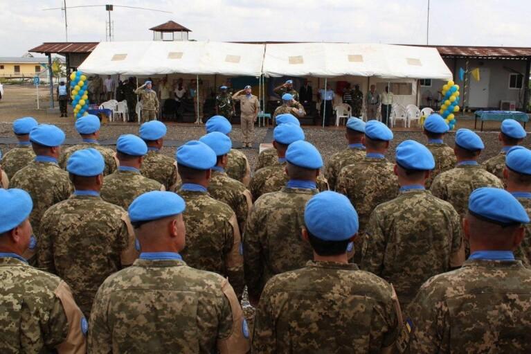Украина отмечает День миротворцев: история праздника