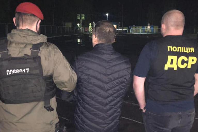 Из Украины в Россию выдворили еще одного криминального авторитета
