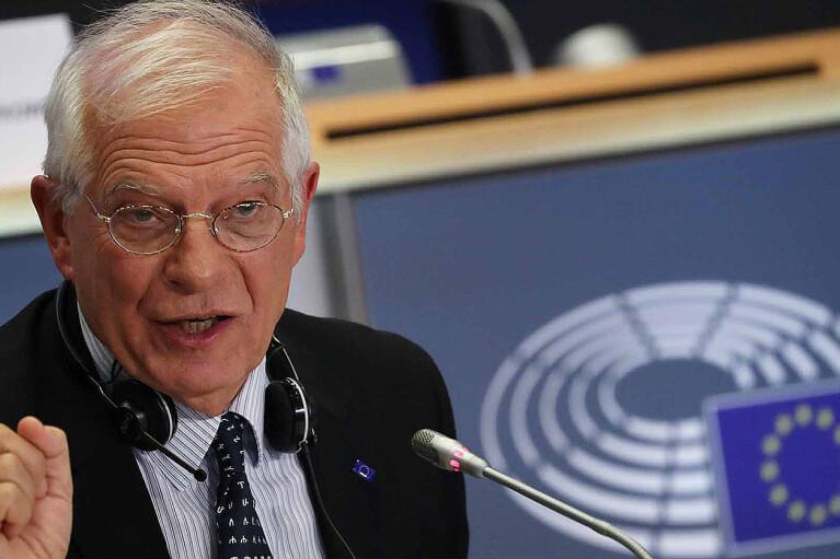 В ЄС розповіли, що поки не готують нових санкцій проти Росії