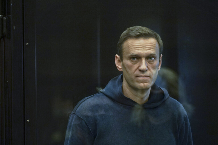 Навального переводят из колонии в стационар больницы