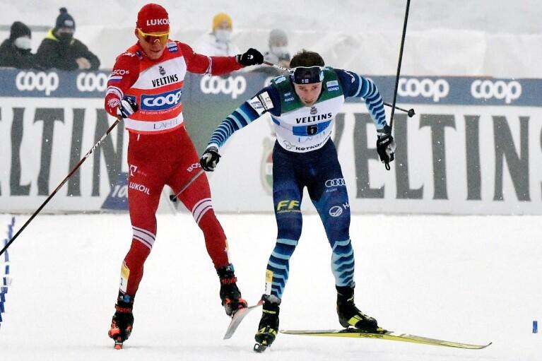Гладиатор на лыжах. Как россиянин финна за медаль покалечил и почему это неудивительно