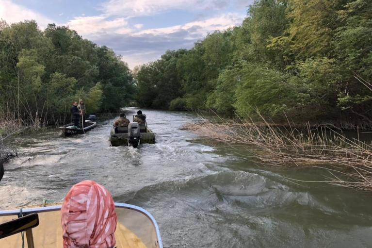В Одесской области перевернулась лодка с пограничниками: есть пропавшие без вести (ФОТО, ВИДЕО)