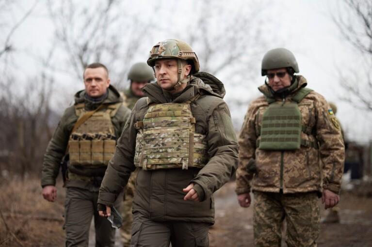 Зеленський закликав бути готовим до загострення на Донбасі