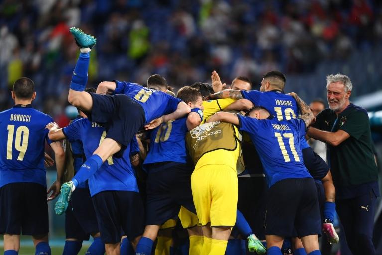 Евро-2020: Италия разгромила Швейцарию 3:0