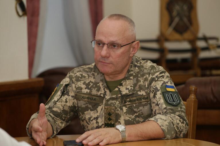 Хомчак розповів, чим приєднання України допоможе НАТО