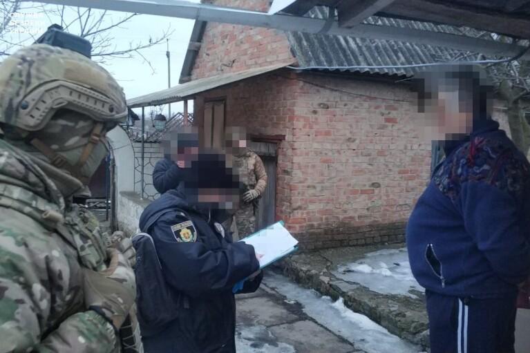 """На Кіровоградщині намагалися створити """"фейкові"""" органи влади — на заваді стала СБУ (ФОТО)"""