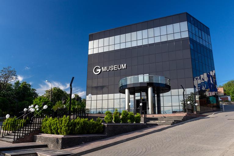 G-Museum в Городке. Как бывший райцентр утер нос Киеву