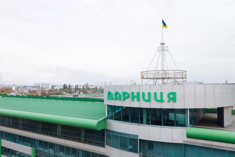 """""""Дарница"""" — самый дорогой бренд в украинской фармацевтике"""