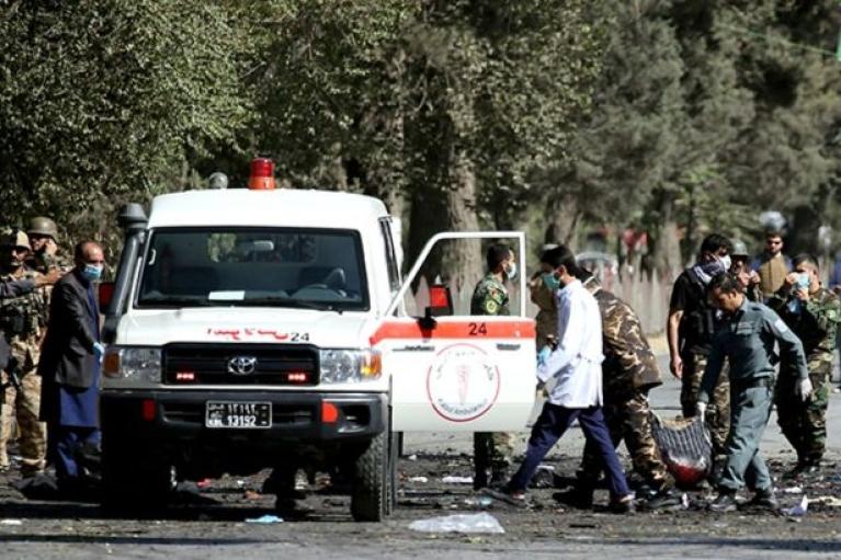 У Кабулі біля школи прогримів вибух: загинуло багато дітей