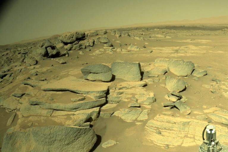 Марсохід Perseverance повернувся до вивчення Червоної планети