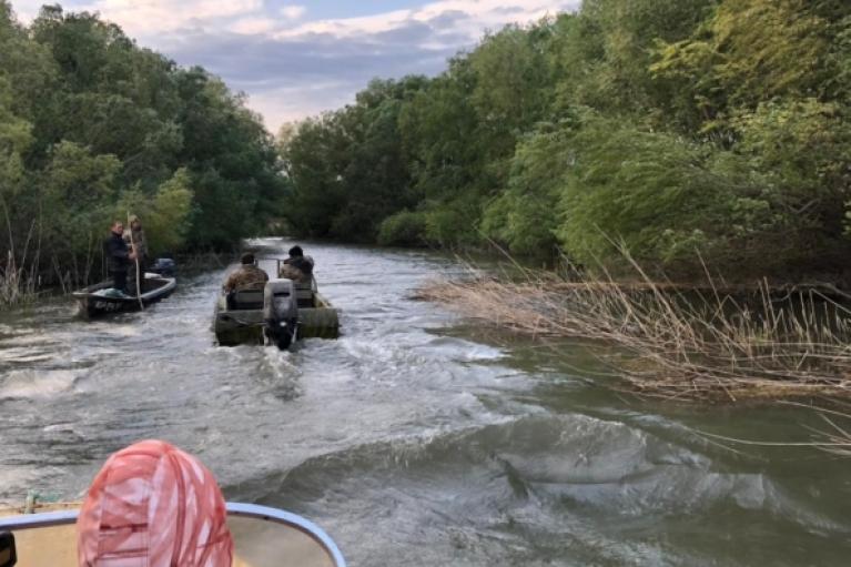 Опрокидывание лодки с пограничниками в Одесской области: найдено тело погибшего (ФОТО)