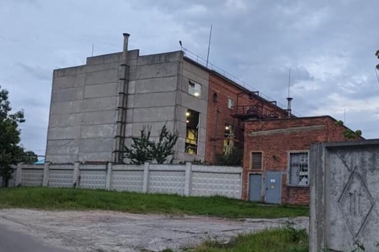 Мощный взрыв произошел на химзаводе во Львове (ФОТО, ВИДЕО)