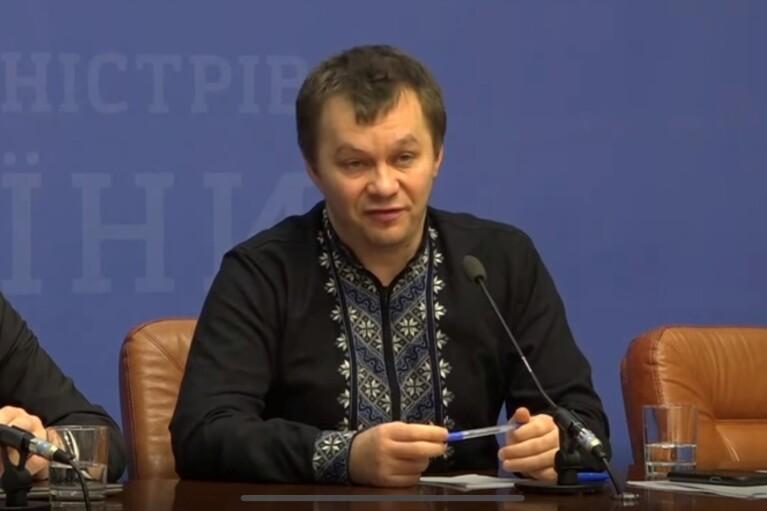 Милованов поскаржився на Данилюка в поліцію: екссекретар РНБО відповів